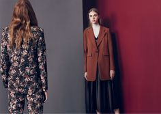 THE FALL REPORT | WOMAN-EDITORIALS | ZARA United States