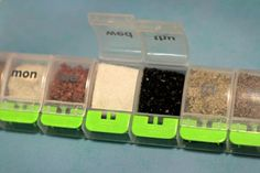 Make A Portable Spice Kit For On The Go Flavor. Great idea for camping! Why didnt I think of that?!