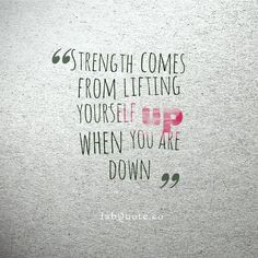 35+ Inspirational Quotes About Strength « Cuded – Showcase of Art & Design
