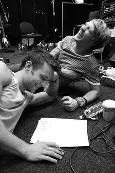 Harry Judd & Dougie Poynter <3
