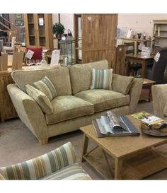 Alexis 3 Seater Sofa Made In The Uk And Available From Get Furnished Oxfordshire