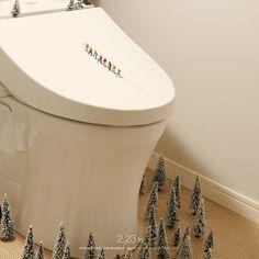 "Mt. Toilet. -    ""TOTO have you come so far .."""