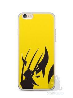 Capa Iphone Plus Wolverine Capas Iphone 6, Capas Samsung, Wolverine, Capa Iphone 6s Plus, 6 S Plus, Ferrari Logo, Iphone 5s, Phone Cases, Play