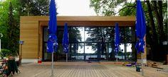 Ansicht Gastraum  Bootshaus - Verlängerte Uferpromenade 21- Berlin Kladow