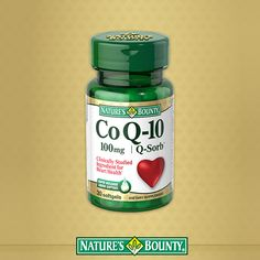 February is American Heart Health month.Support your heart health with supplements like Co Q-10 which offer antioxidant support in addition to supporting heart health.*