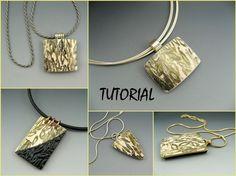 Tutorial construcción de colgante de arcilla por StonehouseStudio