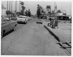 Pomona California, Southern California, New Things To Learn, Old City, Back In The Day, Historical Photos, Vintage Photos, Places To Visit, Street View