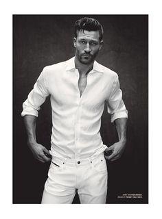 John Halls Models Spring White Fashions for Details image john halls photos 011