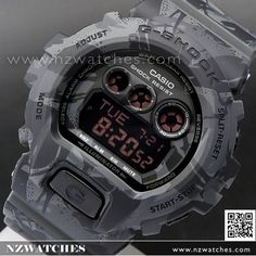 Casio G-Shock Military Standard Camouflage Limited Watch GD-X6900MC-1 a785d398e6