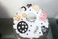 decorazione del coperchio del barattolo dei biscotti per info contattatemi qui https://www.facebook.com/NadirAmaldiMary