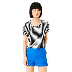 cute stripe top