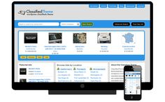 Mobile Responsive WordPress Classified Ads Theme
