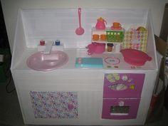 「牛乳パックでままごと...」記事の画像 Diy And Crafts, Sink, Rainbow, Scrapbook, Home Decor, Paper Toys, Grandchildren, Paper Board, Sink Tops