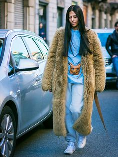 17 Fresh Street Style Trends for 2017 via @WhoWhatWearUK