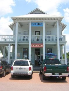Sundog Books, Seaside, Florida
