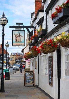~Windmill Inn, Stratford upon Avon~