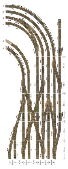 afbeeldingsresultaat voor modelbaan digitaal blokken n scale model trainsmodel train