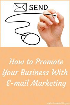 How to Promote Your Business With E-mail Marketing   Online email marketing