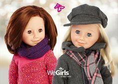 Czas na jesienne stylizacje! Który komplet jest bardziej w waszym stylu?  Wszystkie akcesoria znajdziecie na www.wegirls.com!