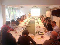 Werkatelier 1 - Oost-Vlaanderen 24 mei 2013 te gast in het nieuwe VOKA-kantoor in Gent