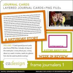 Frame Journalers No. 01