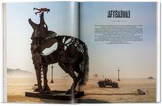 NK Guy. Art of Burning Man. TASCHEN Books