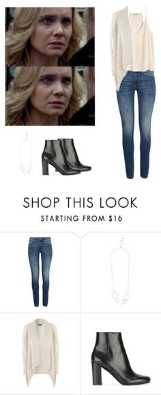 """Camille O'connell - The Originals"" by shadyannon ❤ liked on Polyvore featuring H&M, Warehouse, Mint Velvet and Yves Saint Laurent"
