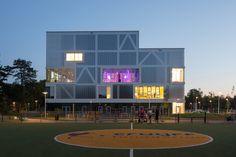 Multifunctioneel centrum ''De Speler''_Utrecht_de Zwarte Hond