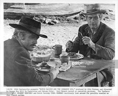robert-redford-eating-with-paul-newman-in-a-scene-from-the-film-butch-picture-id120428699?s=612x612