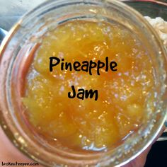 The Food Blogger's Challenge food this week is pineapple. I must admit that I love pineapple and I don't get to eat enough of it. Last year they were on sale at the Costco and I bought several of them so I could make Pineapple Jam. The main purpose for me to have pineapple jam …