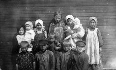 Яндекс.Фотки Крестьянские дети. Фофоновская слобода. г. Ряжск В дореволюционной деревне,