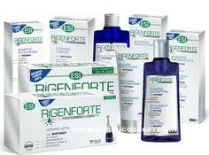 Campioni omaggio per capelli Rigenforte