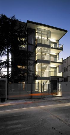 Two Floor Addition In Existing Building In Papagou,© Erietta Attali