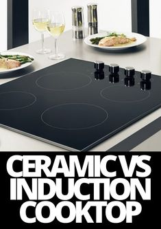 In contrast to a ceramic hob, an induction hob is quicker, stronger, and much more cost-effective. A ceramic hob has the advantage of not having specialised pans for cooking. Your pans heat up using a magnetosphere on an induction cooktop. Warming up a ceramic cooktop takes some time. It is because the temperature sensors are heated first, followed by the pan. Contrast, Good Things, Ceramics, Cooking, Kitchen, Ceramica, Pottery, Kitchens, Ceramic Art