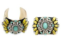 Samantha Wills Magic Rush Cuff. When I wear pieces like this, I feel like a gladiator warrior princess. So there's that.