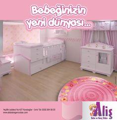 Aliş Bebe ve Genç Odası / Bebeğinizin Yeni Dünyası