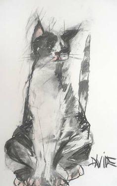 'Oscar' by Valerie Davide