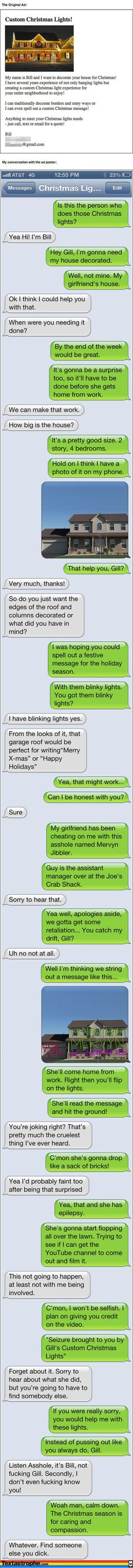 35 Glorious Text Pranks