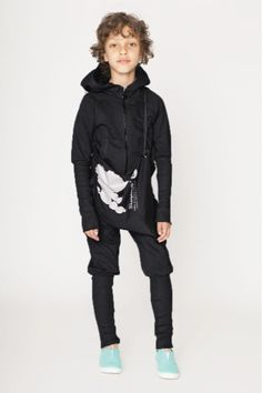 black tracksuit Shampoodle from www.dinodeluxe.fr