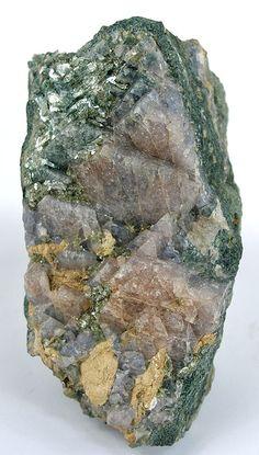 Lawsonite - Tiburon Peninsula, Marin County, California.