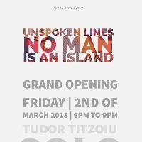 Tudor Titzoiu - solo show art exhibition - March 2018 Tickets
