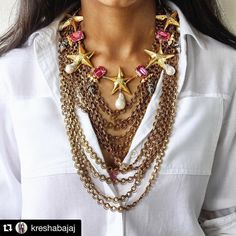 #Repost @kreshabajaj   P for Pink P for PRERTO @Prerto is going pink for October. 10% of the sales from any of 'Pink for October' products throughout this month go towards women's cancer initiative.  Supporting The Fighters Admiring The Survivors Honoring The Taken And Never Ever Giving Up Hope  #Prerto #BreastCancerAwareness #Prerto #StardomNecklace #KatyNecklace