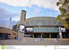 thumbs.dreamstime.com z south-gate-entrance-to-redeveloped-adelaide-oval-australia-august-which-was-completed-march-n-52491591.jpg