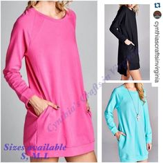 "#Repost @cynthiascraftsinvirginia with @repostapp.  Taking Pre-orders for RAGLAN SLEEVE SWEATSHIRT  WITH POCKETS  Available in Small Medium and Large  It will go for $19 each plus actual shipping costs. 5x7"" Monograms can be added for an additional $8.  Taking orders until 01/22/2015 They will be shipped at the end of January or earlier Limited amount available  Fabric 95% COTTON 5% SPANDEX Made in USA  Please provide your email address to receive invoice via Paypal #cynthiascraftsinvirginia…"
