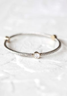 Flickering Lights Bangle | Modern Vintage Jewelry $5.99