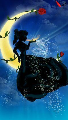 Beauty Moon by *Sonala on deviantART