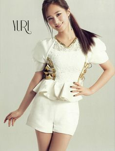 SNSD, Girls Generation Yuri SONE NOTE Vol.3 #SNSD #GG #GirlsGeneration