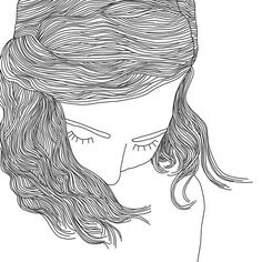 Some time over the past six months I've forgotten how to play in my creativity -- and not just play but commit to it every day. That's why starting tomorrow I'm doing the #100dayproject with @elleluna and friends. I'll be drawing 100 days of hair. Yup. That's a lotta hair. #youhavebeenwarned #100daysofwildhair