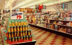 Piggly Wiggly 1959, use to go there with my grandma to get clothes pins on sale!