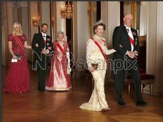 Diplomatic Corps Dinner - Norway 3/3/16